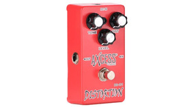 Pedal Guitarra Axcess Distortion Ds-101 By Giannini