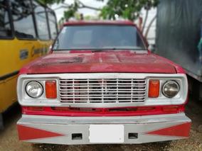 Camion Dodge 100 Para Repuestos