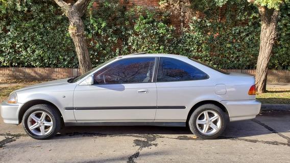 Honda Civic Ex 1.6 Coupe Automatico Excelente Estado