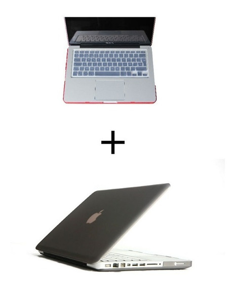 Funda Case + Teclado Macbook Pro 13,3 A1278 Combo 2 En 1