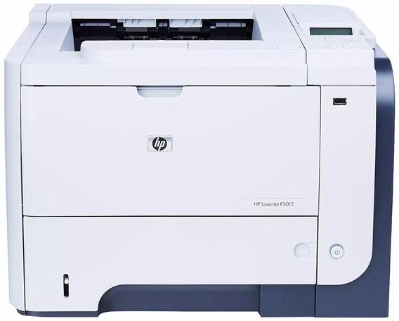 Impressora Hp Laserjet P3015 - Funcionando - S/toner