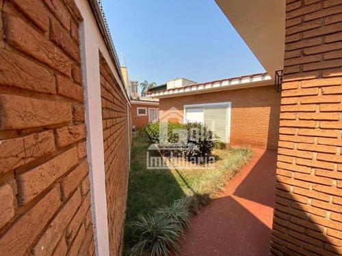 Casa Para Alugar, 228 M² Por R$ 7.500/mês - Jardim Sumaré - Ribeirão Preto/sp - Ca1556