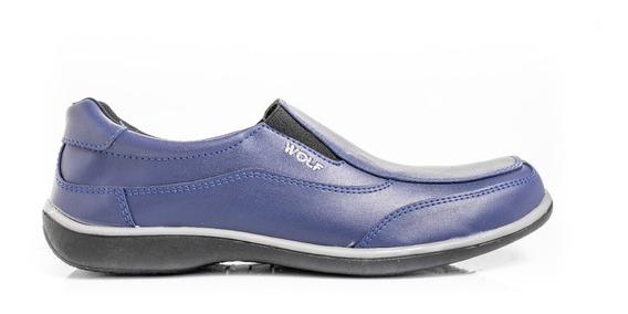 Zapatos Hombres De Vestir Urbano Nautico Cuero Ecológico