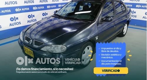 Renault-megane-f I At 1.6l Aa 4x2-2009