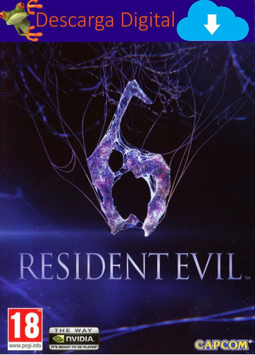 Resident Evil 6 Complete Pack Juego Pc Digital
