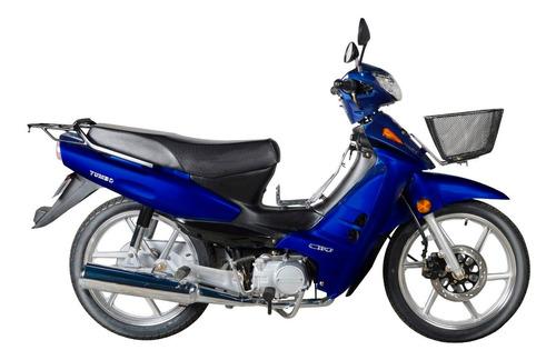 Yumbo C110 Dlx - Moped