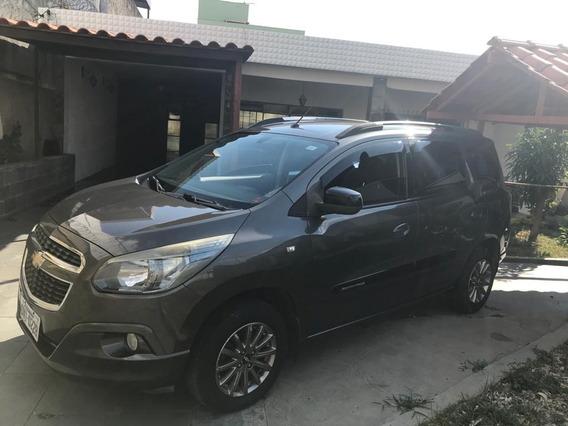 Spin Chevrolet 2013/2014