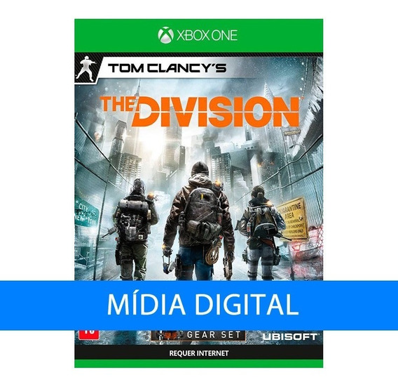 Tom Clancys The Division - Xbox One - Digital Online
