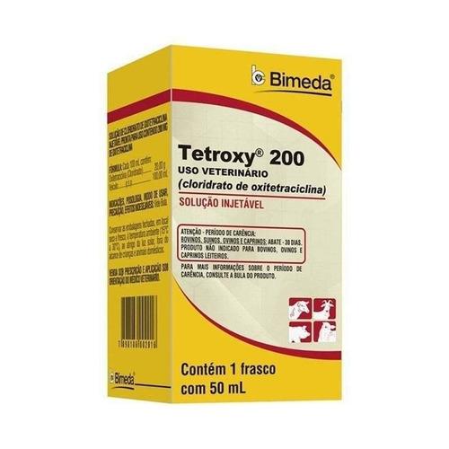 Tetroxy 200 50ml