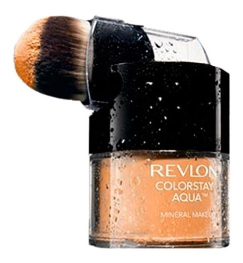 Maquillaje Polvo Luminoso Colorstay Aqua Mineral Revlon