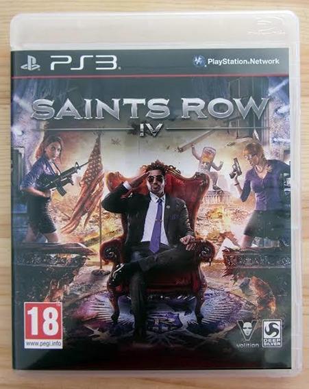 Saints Row 4 - Ps3