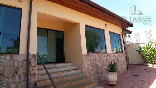 Chácara Com 4 Dormitórios À Venda, 1000 M² Por R$ 2.000.000,00 - Parque Rural Fazenda Santa Cândida - Campinas/sp - Ch0344