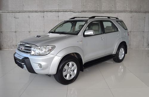 Imagem 1 de 8 de Toyota Hilux Sw4 Srv Diesel 2011 Blindada