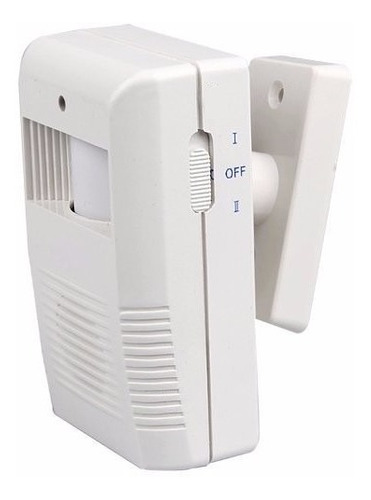 Timbre Chismoso Avisador Alarma Con Sensor De Movimiento