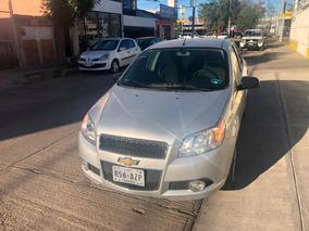 Chevrolet Aveo 1.6 Ltz L4 Man Mt 2015 Plata