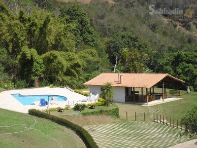 Sítio Rural À Venda, Secretário, Petrópolis. - Si0067