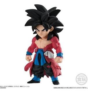 Super Dragon Ball Adverge Son Goku Ssj4