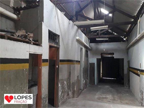 Galpão Para Alugar, 255 M² Por R$ 4.000,00/mês - Mooca - São Paulo/sp - Ga0027