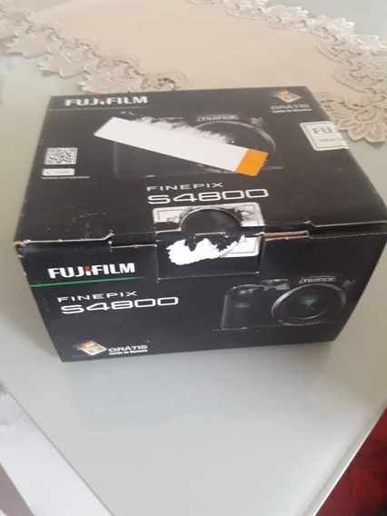Maquina Fotografica Semi Profissional Fujifilm Finepix S16mp
