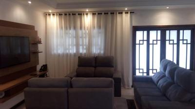 Sobrado Com 3 Dormitórios À Venda, 278 M² Por R$ 500.000 - Parque São Vicente - São Vicente/sp - So0449