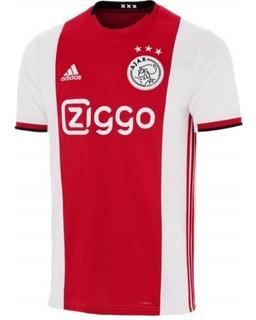 Camisa Ajax Home I 19/20 adidas Pronta Entrega Frete Grátis