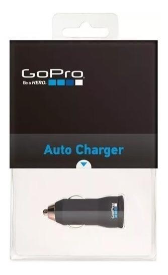 Carregador Veicular Gopro Acarc-001 Para Câmeras Gopro Hero