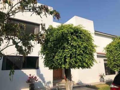 Se Vende Casa De Lujo En Residencial Bosques, Querétaro