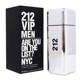 212 Vio Men, 100ml. Original E Lacrado