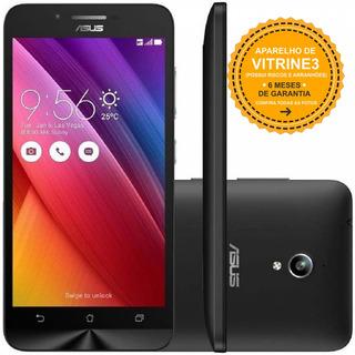 Asus Zenfone Go Zc500tg 16/2gb Dual 8mp Preto Vitrine 3