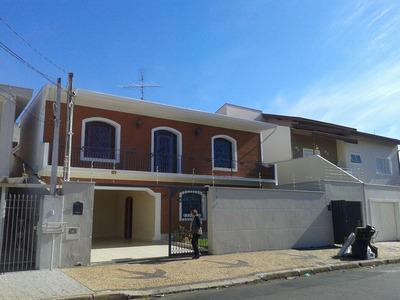 Casa Em Parque São Quirino, Campinas/sp De 293m² 3 Quartos À Venda Por R$ 830.000,00 - Ca210813