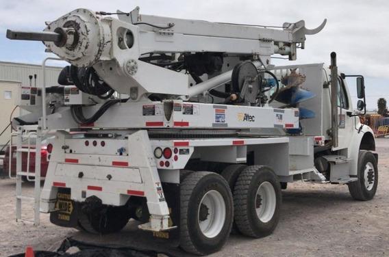 Camión Freightliner 2015 Con Perforadora Altec