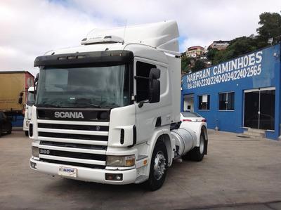 Scania 124 P360 2006 Pronto Para Trabalhar