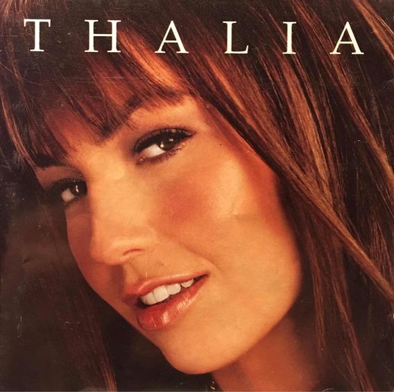 Cd Thalia - 2002 A Quien Le Importa