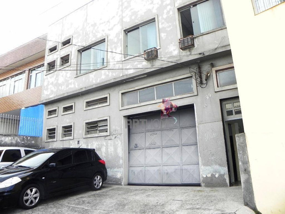 Galpão À Venda, 468 M² Por R$ 2.000.000,00 - Rudge Ramos - São Bernardo Do Campo/sp - Ga0016