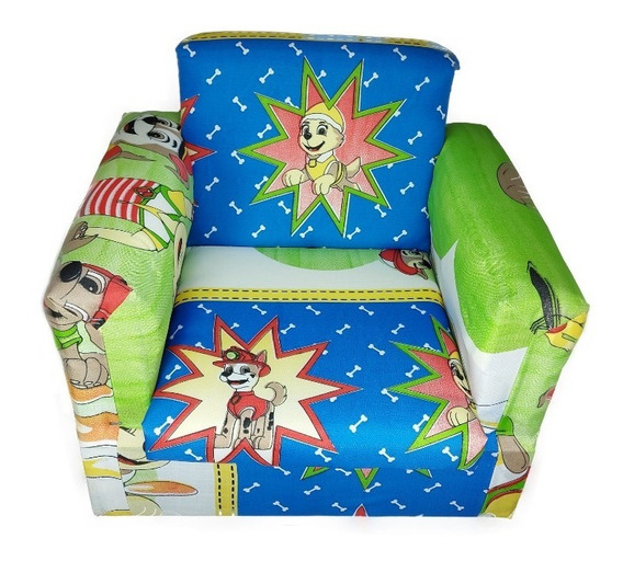 Sofa Infantil De Criança Menino Menina Poltrona Sofazinho