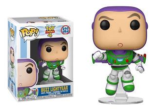 Funko Pop Buzz Lightyear #523 Toy Story 4 Jugueterialeon