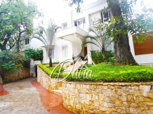 Casa Condomínio Fechado Jardim Petrópolis 600 M² 04 Dormitórios 04 Suítes 06 Vagas - Ef7e-4907