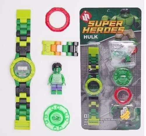 Superman Digitales Spiderman Reloj Hulk Legos Ironman Capita wn8X0PkO