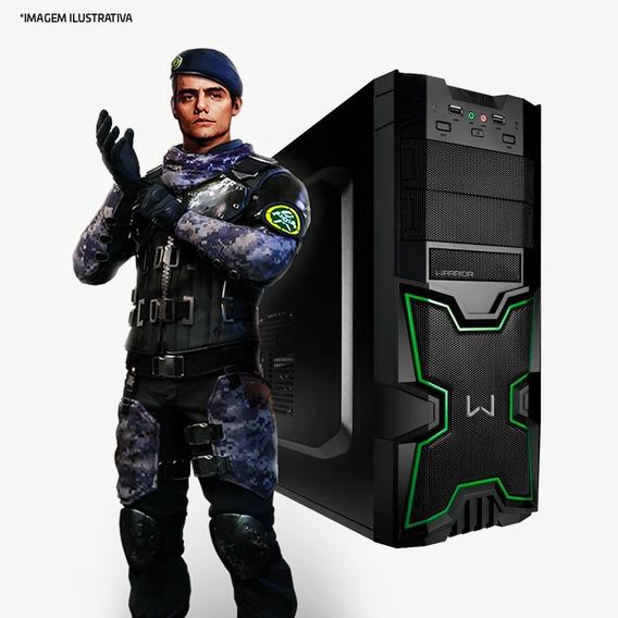 Pc Gamer Instinct I5 4ª,16gb Ram Ddr3,hd 500gb,gtx 1650 4g