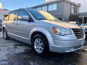 Remato Chrysler Town & Country 2010 Limited Posible Cambio