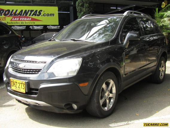 Chevrolet Captiva Sport 2400 Cc