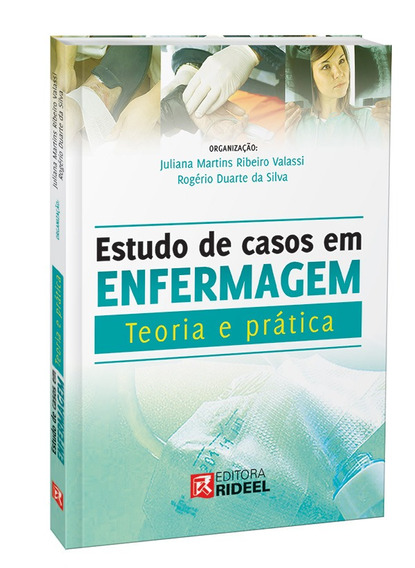 Livro De Estudo De Casos Em Enfermagem Teoria E Prática