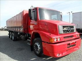 Mb 1620 Carroceria Truck 2012 Unico Dono