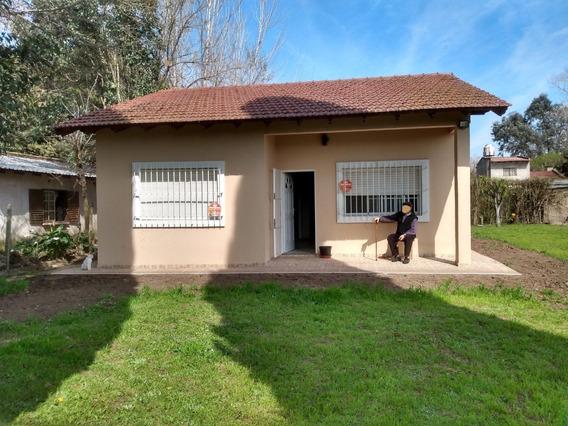 Dueño Vende Casa A Estrenar Con Parque