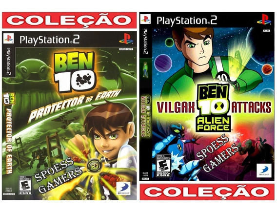 Ben 10 Protector Of Earth E Vilgax Attacks Ps2 Patch Infant