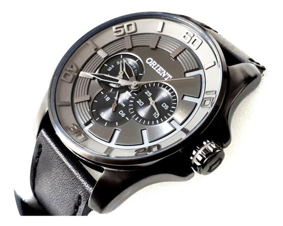 Relógio Orient Multifunção Myscm001 100m - Novo, Nf Garantia