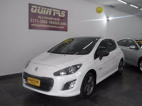 Peugeot 308 Quicksilver 1.6 16v Flex