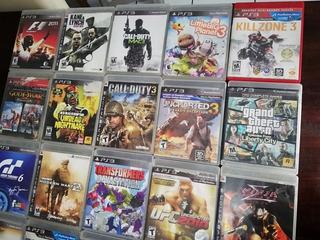 Juegos Playstation 3 Vendo Son 23 Todos Nítidos Y Comprobado