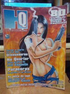 Revista Do Quadrinho Brasileiro Hq # 6 Bom Estado Ilustrado
