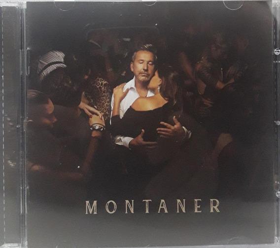 Cd Ricardo Montaner Montaner Nuevo 2019 En Stock